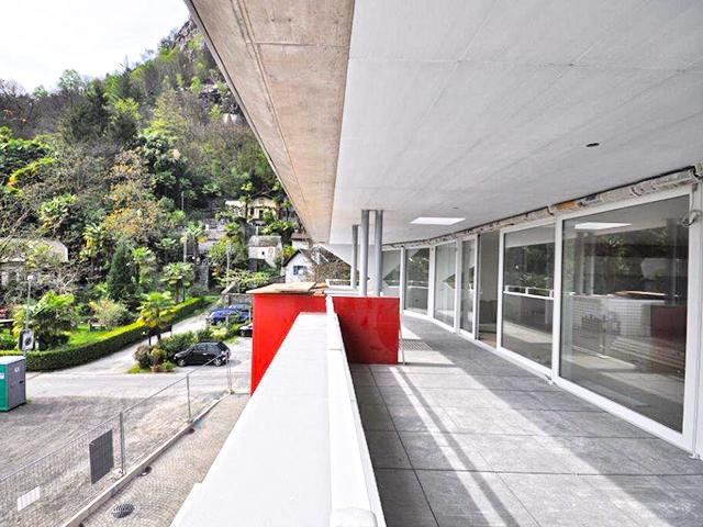 Ponte Brolla 6652 TI - Wohnungen - TissoT Immobilien