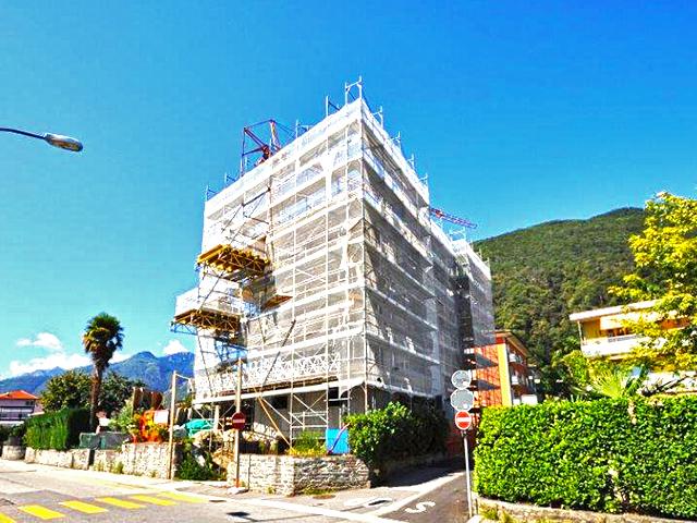 Solduno-Locarno - Promotion appartements neufs Vente immobilière