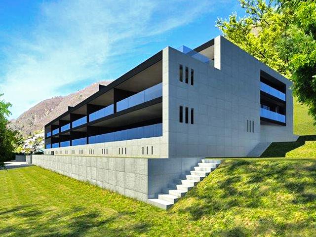 Minusio TissoT Immobilien : Wohnungen