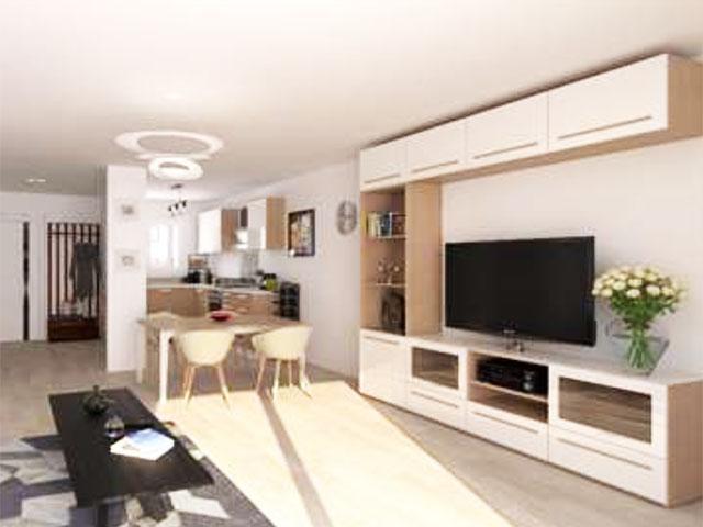 Newproject - Martigny - Houses