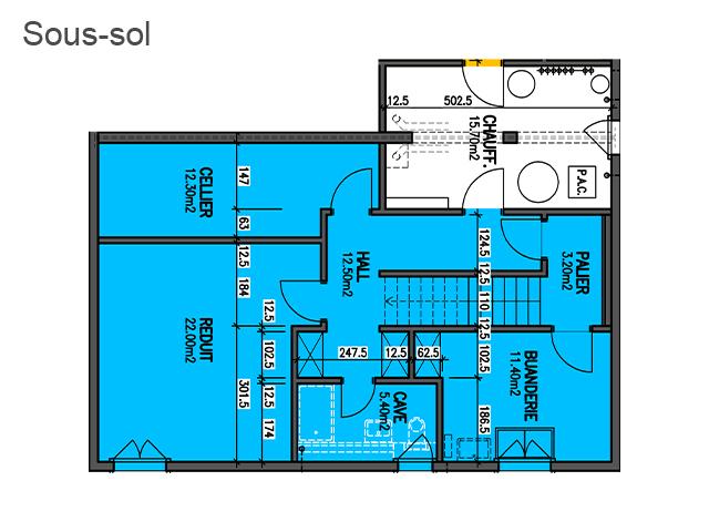Bien immobilier - Commugny - Villas
