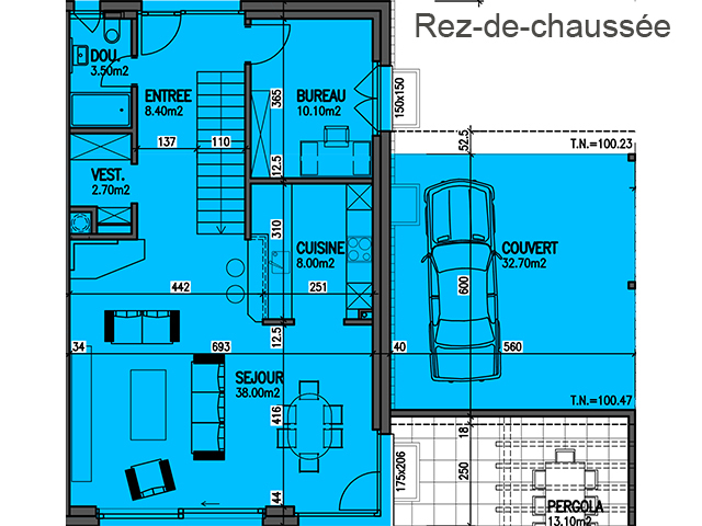 Commugny TissoT Immobilier : Villas