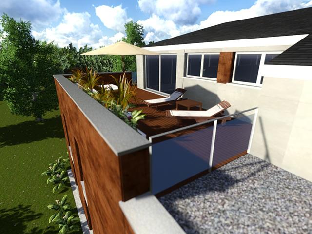 Neubauprojekt - Boudry - Wohnungen