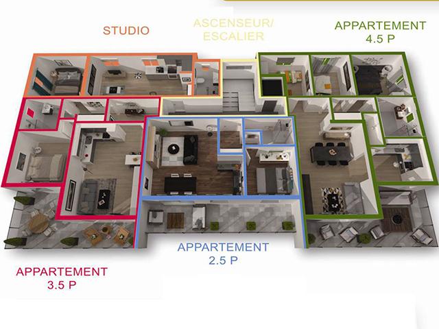 Newproject - Ardon - Apartments
