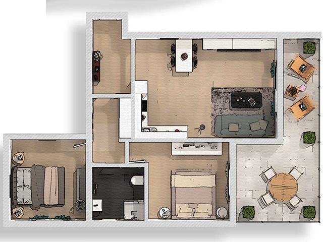 Ardon TissoT Realestate : Apartments