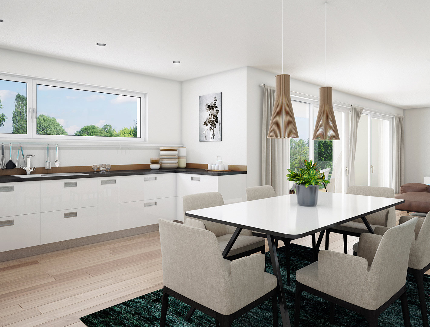 Real estate - Vouvry - Villas