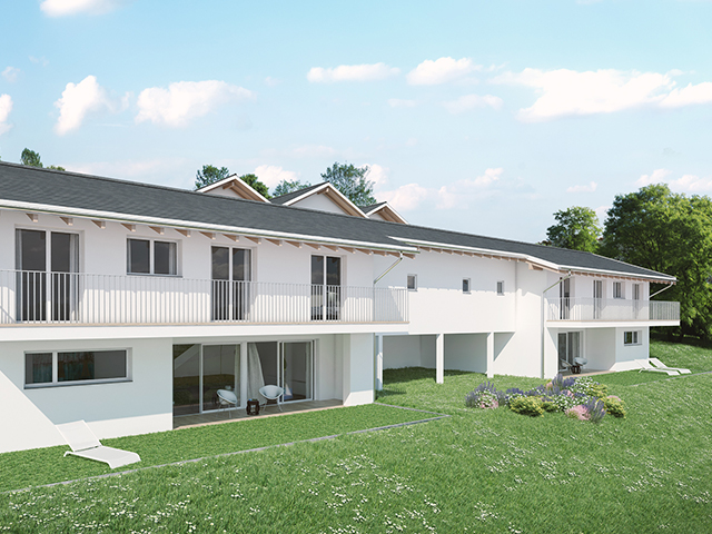 Newproject - Vouvry - Houses