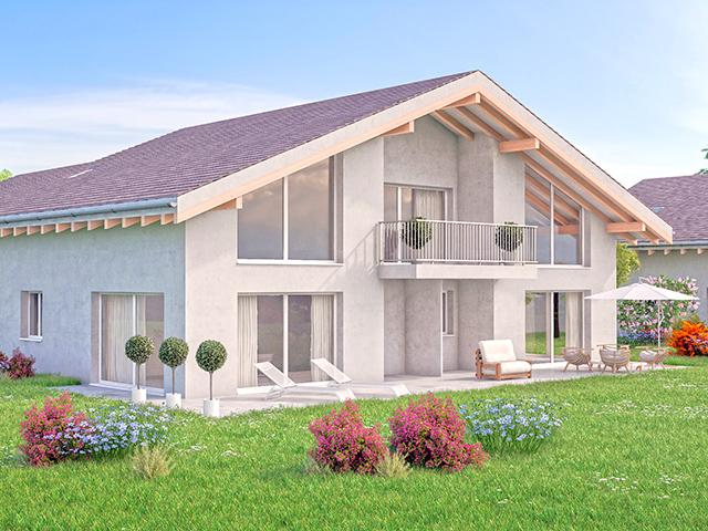 Saxon - Promotion villas neuves Vente immobilière