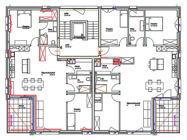 Attalens TissoT Realestate : Apartments