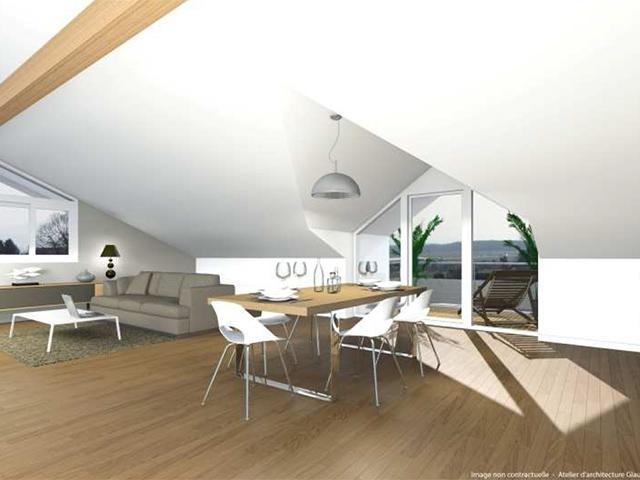 Bursins - Apartments