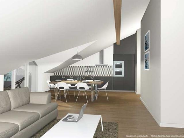 Real estate - Bursins - Appartements