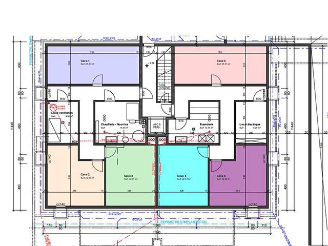 Newproject - Bursins - Apartments