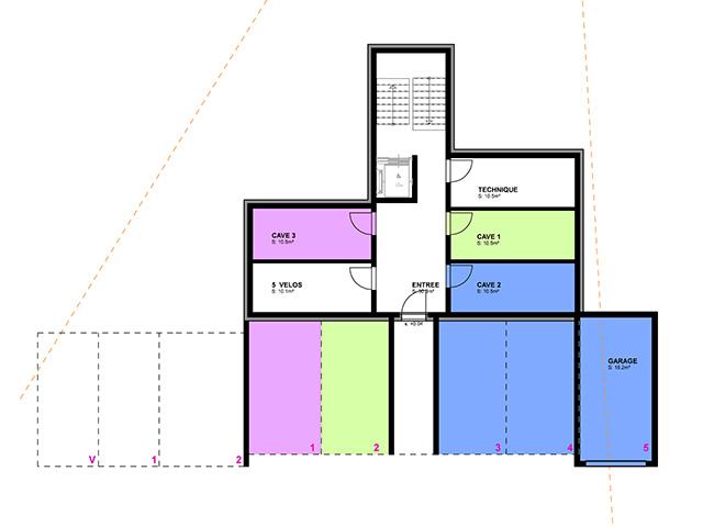 Bien immobilier - Cresuz - Appartements