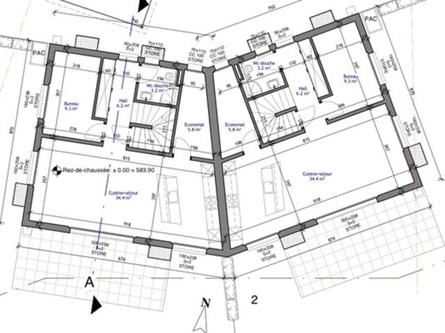 Bien immobilier - St-Barthélemy - Villas