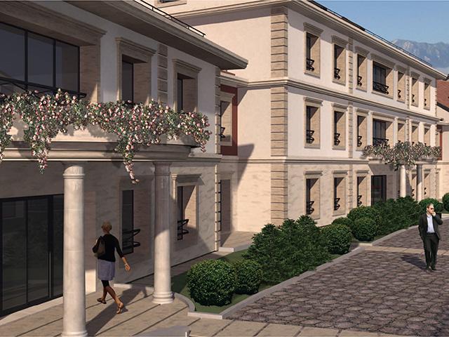 Blonay - Promotion appartements neufs Vente immobilière