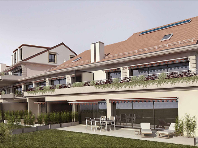 Newproject - Blonay - Apartments