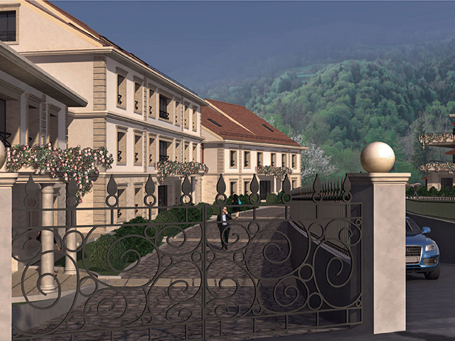 Blonay TissoT Realestate : Apartments