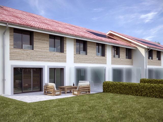 Bien immobilier - Vuarrens - Villas