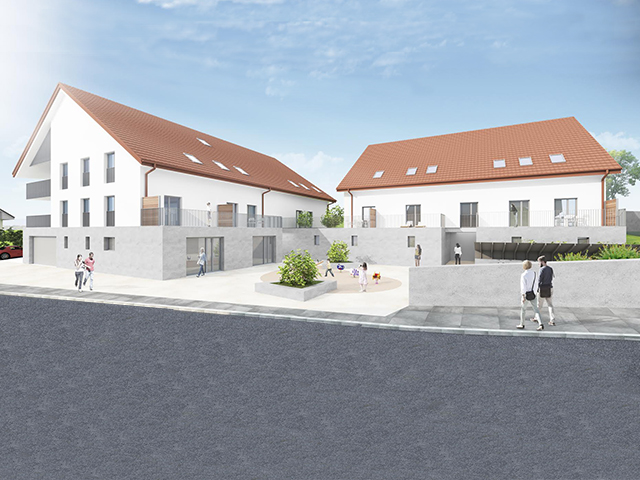 Bussy-Chardonney - Newprojects Apartments Switzerland Real estate sales