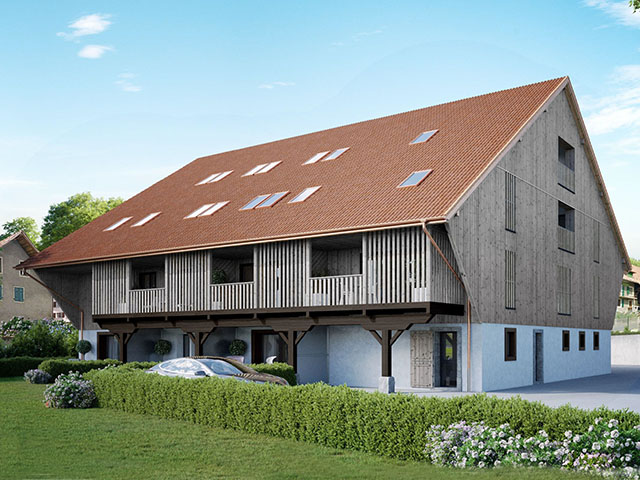 Châtel-St-Denis - Newprojects Apartments Switzerland Real estate sales