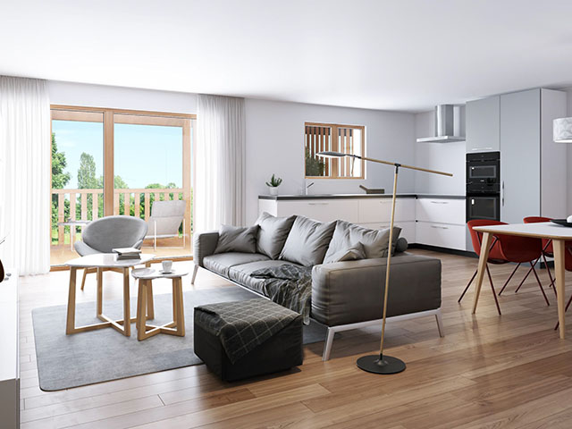 Châtel-St-Denis - Appartements