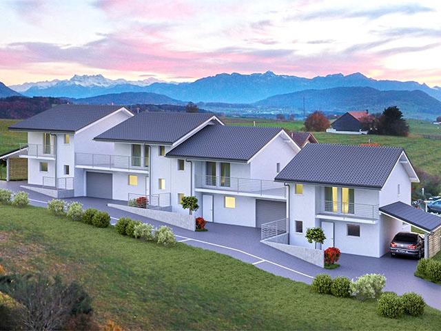 Bien immobilier - Besencens - Villas