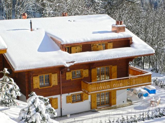 Bien immobilier - Chesières - Appartements