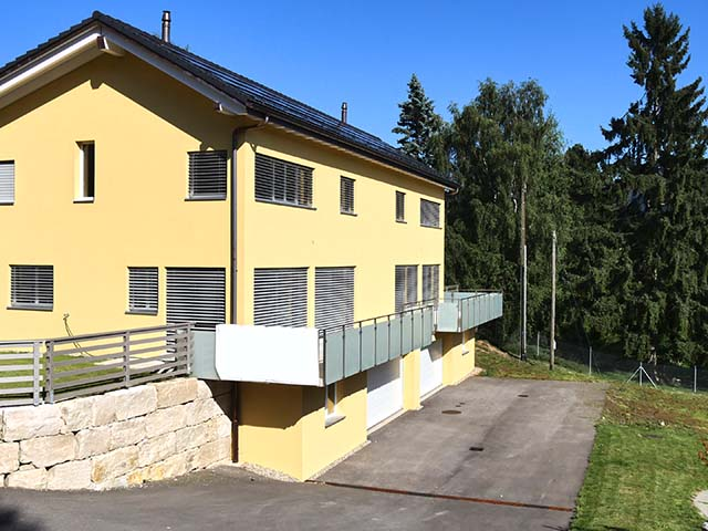 Real estate - Vallorbe - Villas