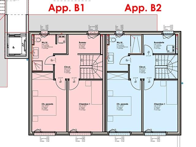 Bulle 1630 FR - Wohnungen - TissoT Immobilien