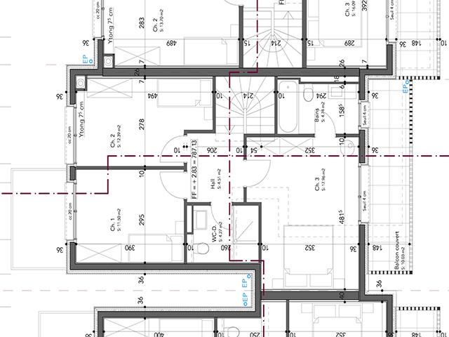 Villarlod 1695 FR - Villas - TissoT Immobilier