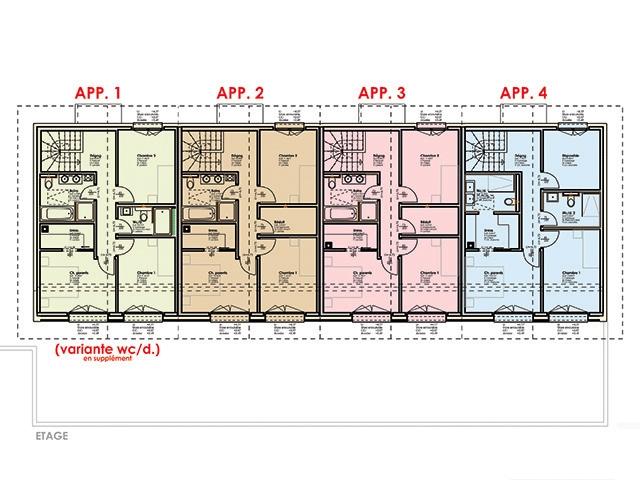 Charmey 1637 FR - Villas - TissoT Immobilier