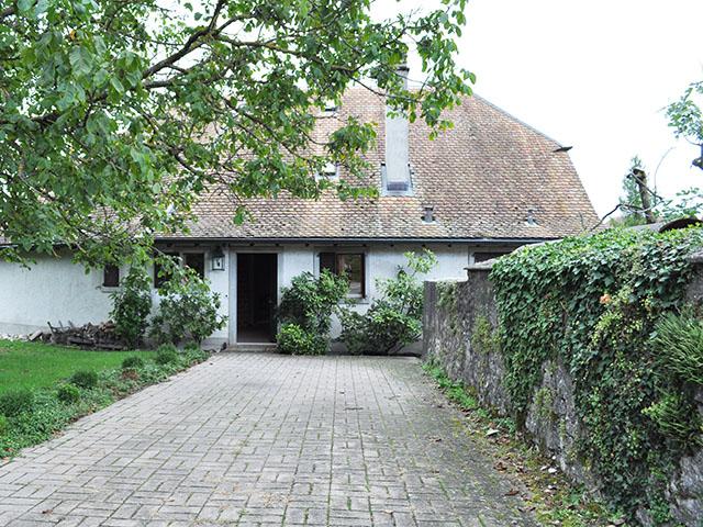 Lavigny Einfamilienhaus 6.5 Zimmer