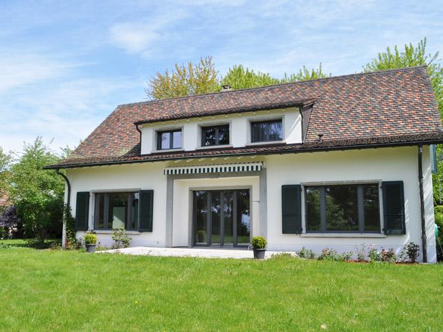 Epalinges - Villa individuale 5.5 locali, Immobili In Locazione