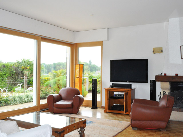 Allaman - Villa individuelle 6.5 pièces - Location immobilière