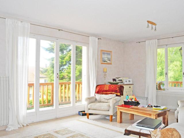Bien immobilier - Givrins - Maison 5.5 pièces