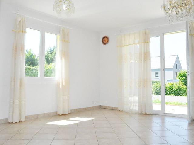Bien immobilier - Gland - Villa contiguë 6.5 pièces
