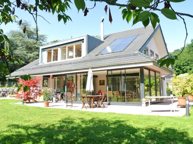 Jouxtens-Mézery - Villa individuelle 7.5 pièces - Location immobilière
