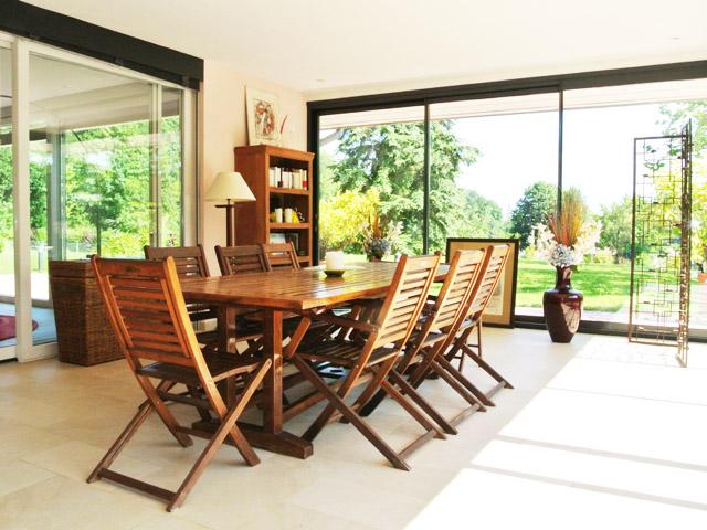 Bien immobilier - Jouxtens-Mézery - Villa individuelle 7.5 pièces