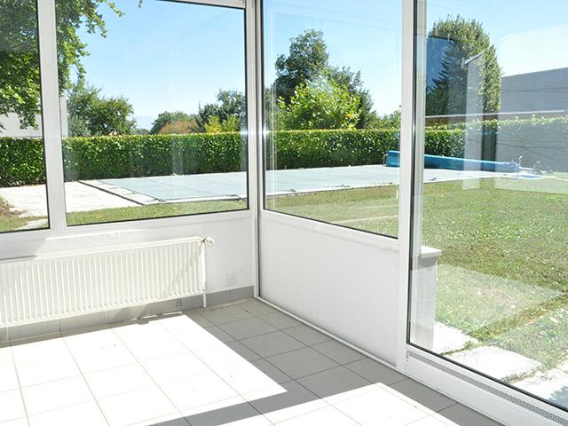 Versoix - Villa individuelle 7 pièces à louer - TissoT Immobilier