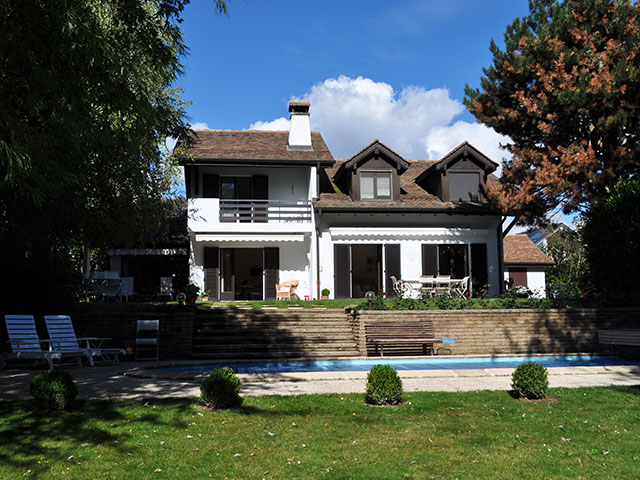 Eysins - Villa individuelle 9 pièces - Location immobilière