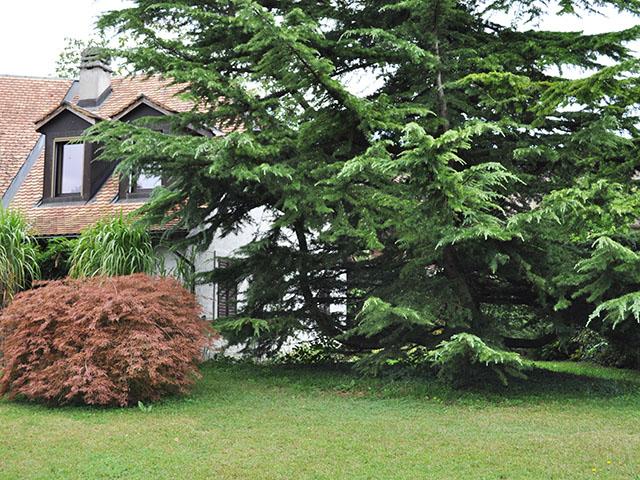 Lavigny - Villa individuelle 6.5 pièces à louer - TissoT Immobilier