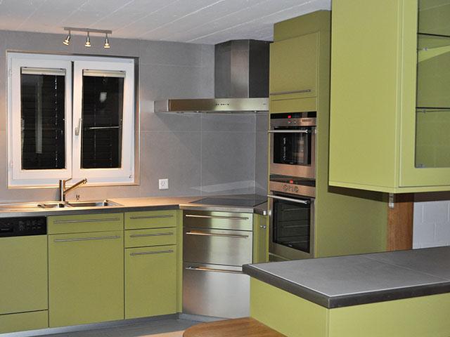 Lavigny TissoT Immobilier : Villa individuelle 6.5 pièces à louer - TissoT Immobilier