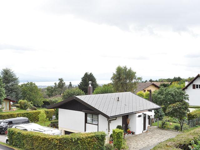 Bien immobilier - Le Vaud - Villa jumelle 5.5 pièces