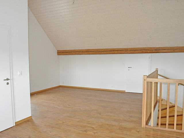 real estate - Le Mont-sur-Lausanne - Triplex 6.5 rooms