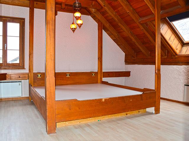 Bien immobilier - Poliez-le-Grand - Duplex 3.5 pièces