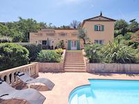 Gassin - Villa individuelle 10 pièces