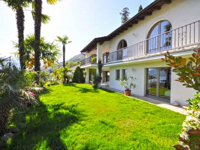 Minusio - Villa individuelle 5.5 Rooms - Sell buy TissoT real estate