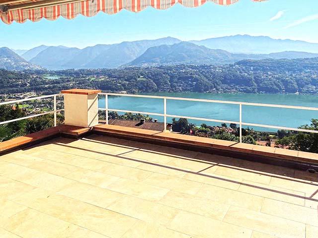 Vernate - Villa 7.5 Rooms - Sell buy TissoT real estate
