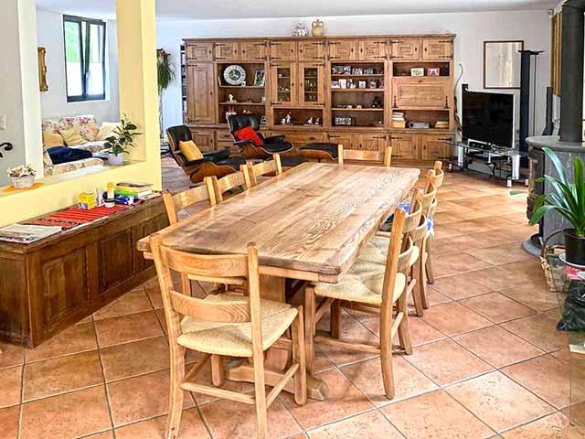 Davesco - Splendide Maison 6.5 pièces - Vente immobilière