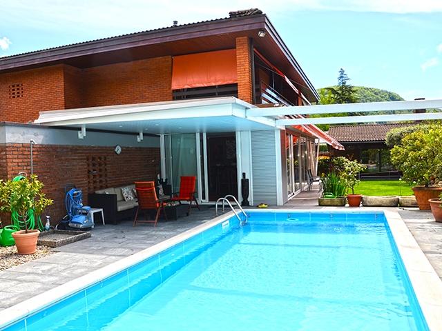 Magliaso - Splendide Villa 10.0 pièces - Vente immobilière